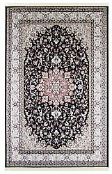Wilton-Teppich - Gårda Oriental Collection Kerman (schwarz)