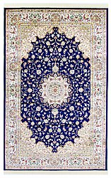 Wilton-Teppich - Gårda Oriental Collection Kahmar (blau)