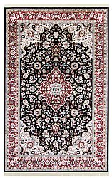 Wilton-Teppich - Gårda Oriental Collection Bishapur (schwarz)