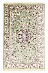Wilton-Teppich - Gårda Oriental Collection Kerman (grün)