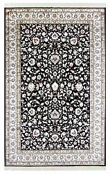 Wilton-Teppich - Gårda Oriental Collection Gharbi (schwarz)